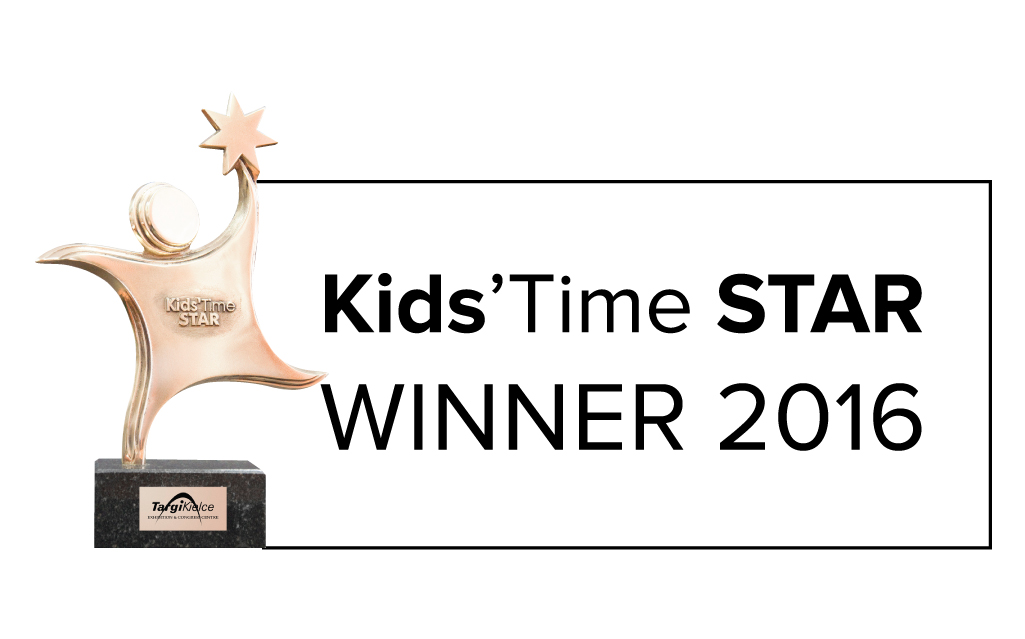 Anex 'kids Time Star Winner 2016""