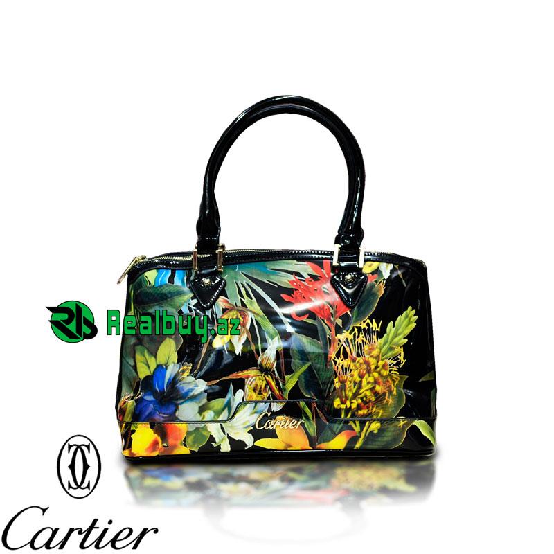 Çanta Cartier yay mövsümü - sekiller