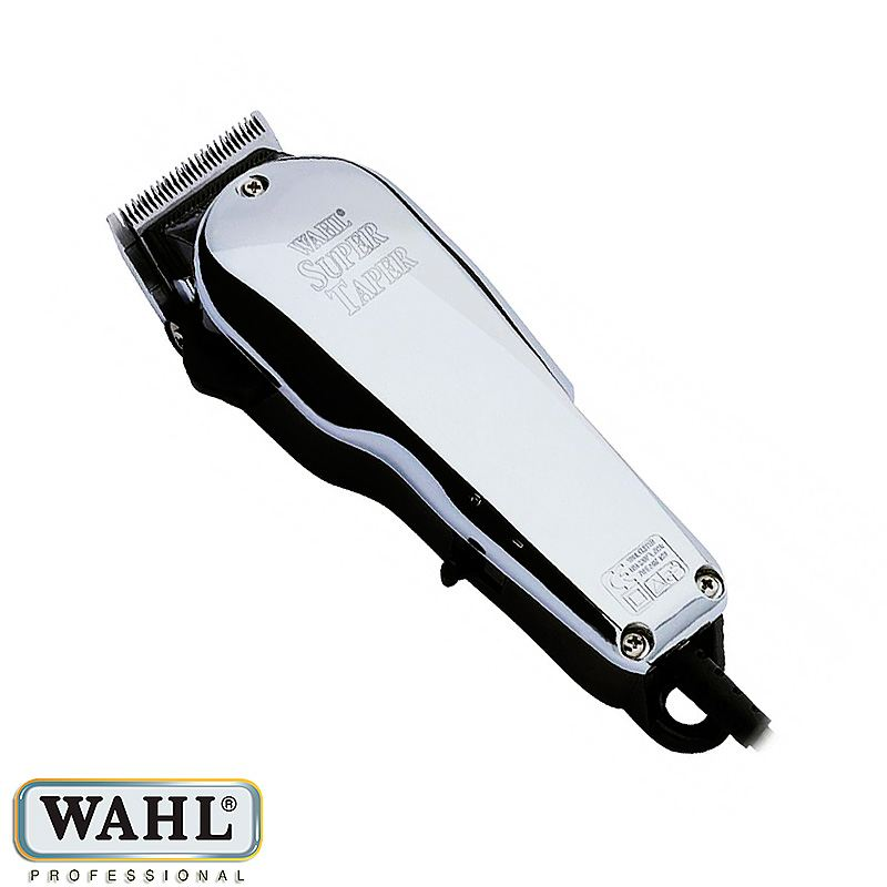 Wahl Super Taper Chrome S...