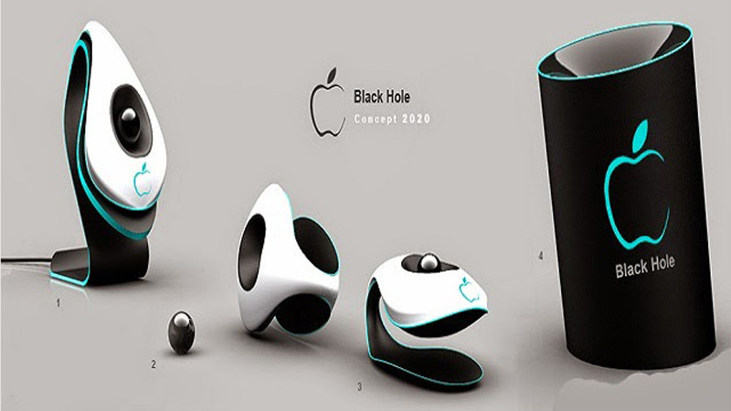Apple Black Hole